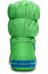 Crocs Winter Puff Laarzen Kinderen groen